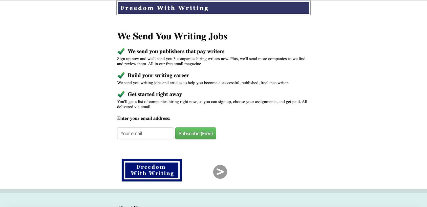 freedomwithwriting