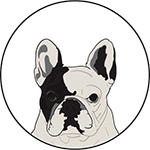 Manny The Frenchie - autoripilt