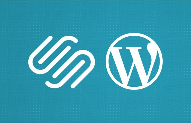 Squarespace ke WordPress