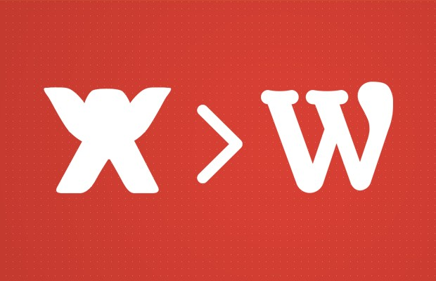 Wix til WordPress